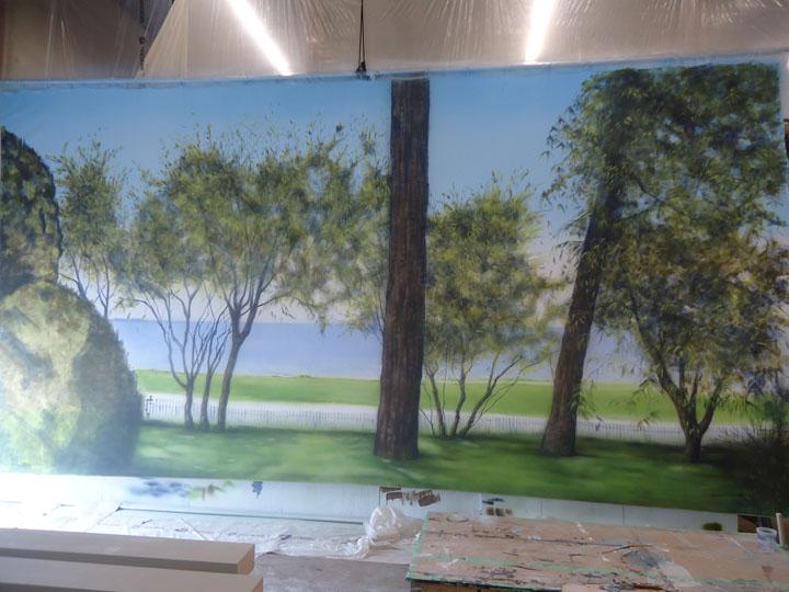 Psych backdrop II