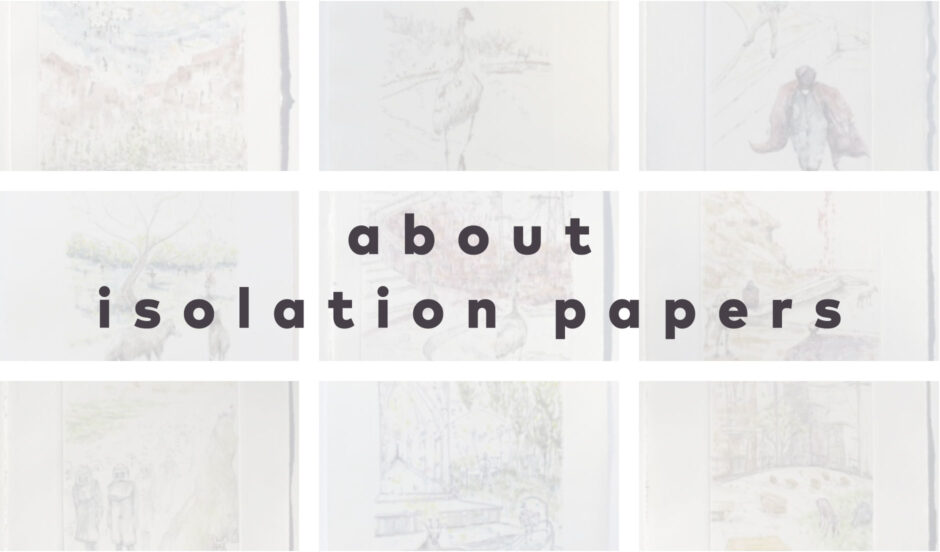 about-isolation-papers