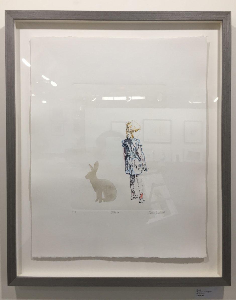 Oskara installation view